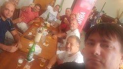 Encontro Irmãos da Vigilantes do Pará no Restaurante Bodokão em Pará de Minas