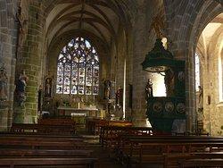 La nef gothique