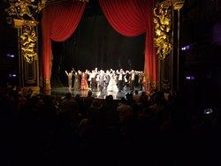 Cast of Phantom of the Opera