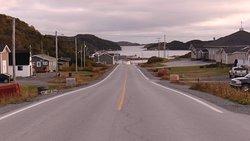 Road near St. Lunaire-Griquet