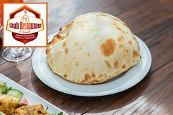 Naan Fromage - Cheese Naan