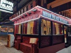 Indian Palace Athens