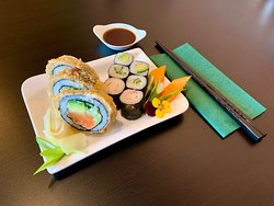 Sushi-Variation