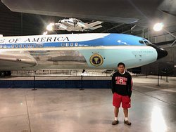 Air Force One is brilliant