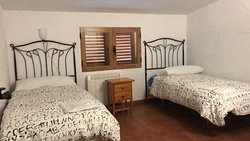 Dormitorio de Casa Pegota (3 dormitorios y 3 baños independientes)