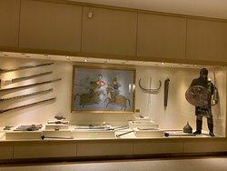 Very nice small museum