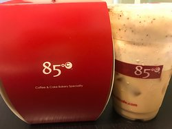 85 Degree Bakery Cafe