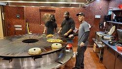 The cooks make the restaurant