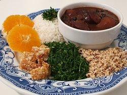 Melhor comida caseira/brasileira de Viseu. Preços muito acessíveis e grande qualidade.