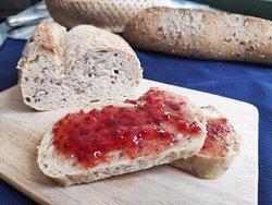 Multigrain bread 350gr