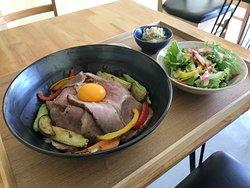 Roast Pork Mt.Fuji orijin  set     140,000VND