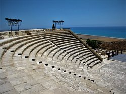 Kourion - Cyprus - Picture No. 12 - By israroz - (Aug. 2019)