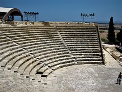 Kourion - Cyprus - Picture No. 13 - By israroz - (Aug. 2019)