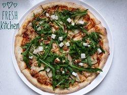 Vege pizza- aż 12 rodzajów pizzy