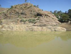 The bath of the Queen of Sheeba.