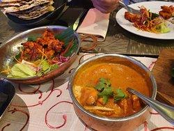 Food was very delicious