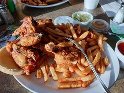 Du poulet du vrai et copieux