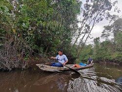 three-day jungle trip