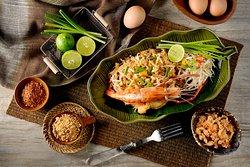 Signature Pad Thai