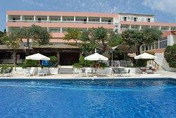 Alexandros hotel perama corfu grecce