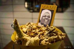 Fried artichokes - Cartoccio di Carciofo fritto 1