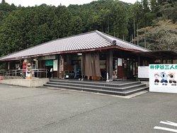 とても静かな道の駅でした。