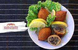 Your place for tasty Kibbeh    😍  Untuk anda yang idamkan kelazatan sebenar Kibbeh 😍 您品嚐美味的Kibbeh的地方😍  لأولئك الذين يتوقون إلى المذاق الحقيقي للكبة السورية    😍 - #MalaysiaFood  #ArabicFood  #QasarBalqis #YemeniFood  #Halal  #Catering  #Nasi  #Makan
