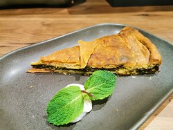 best Greek spanakopita in Brighton and Hove by Nostos