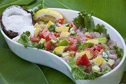 Testez nos salades de poisson