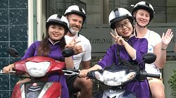 Scooter Saigon Tour