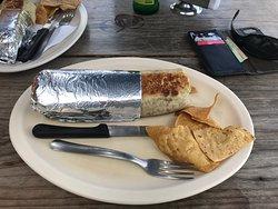 Awesome burrito