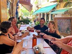 Food Around Athens