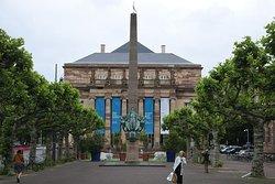 Monument du Marechal Leclerc