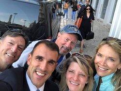 Travels with Fernando!