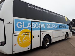 New livery on our coach.