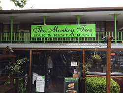 The Monkey Tree Bar & Restaurant - Tamborine Qld