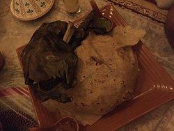 Excepcional restaurante omani