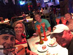 The best place to eat in Cozumel!