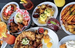 Brunch available every weekend at Loretta's Last Call
