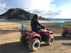 Aventura Sobre Ruedas Laguna Huaypo