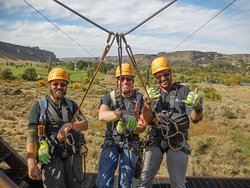 Zip The Snake with AWOL Adventure Sports