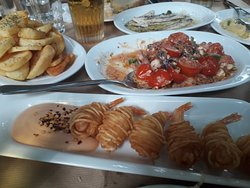 Enjoyable birthday lunch