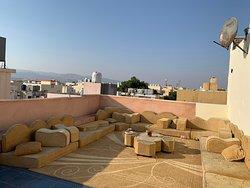 лаунж на крыше