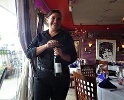 Christie, Our Server