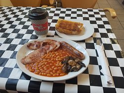 That is a breakfast, luckily I only had the smaller one