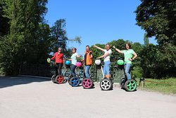 Seg-to-rent Segway Tours