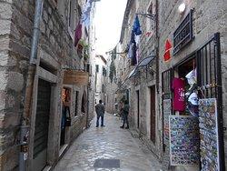 Old street in Kotor 1