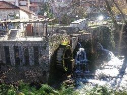 Springs of Krya and Herkyna river - Livadia, Greece
