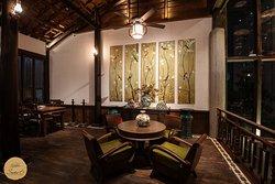 Impressive design and decors.