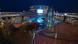 Cruise activities